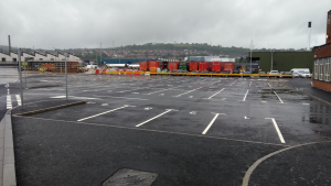 Phase III Car Park for 76 Vehicles - June 2019
